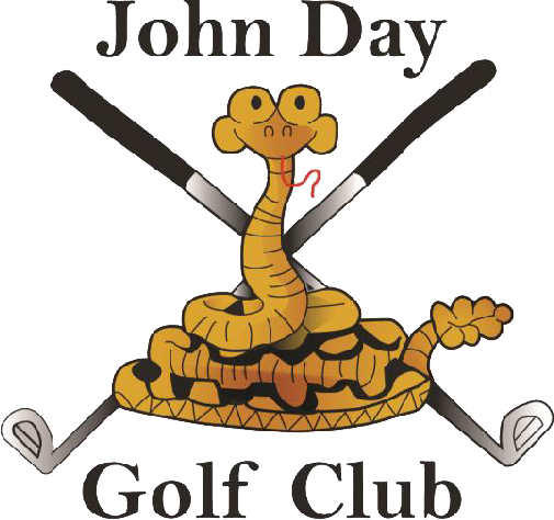 John Day Golf Club Logo